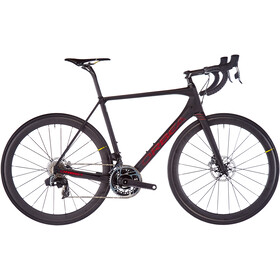 ORBEA Orca M11iLTD-D, black/red